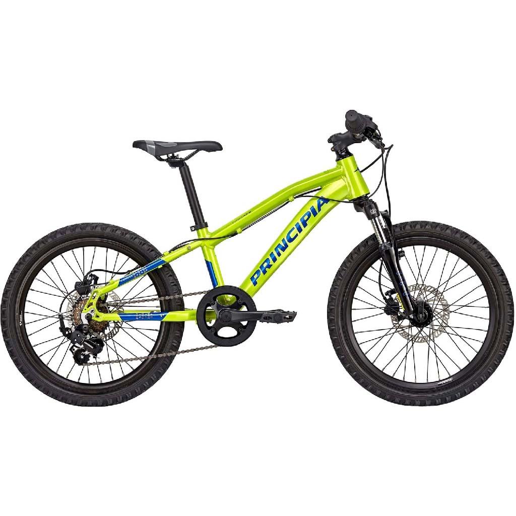 Cykelservice Aabenraa - Grøn Evoke
