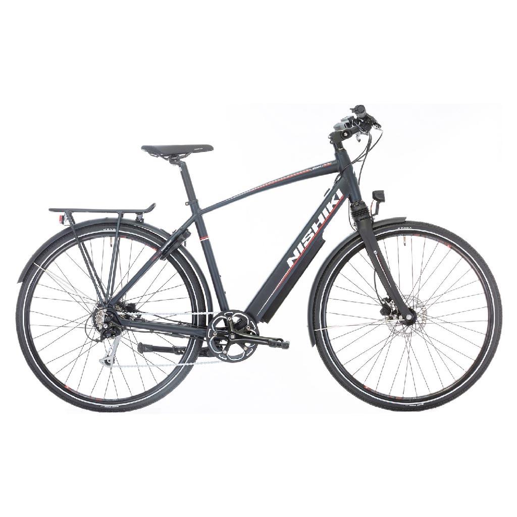Cykelservice Aabenraa - Elcykel Nishiki