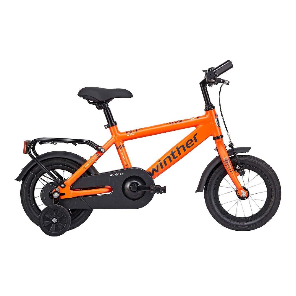 Aabenraa Cykel - børnecykel Winther